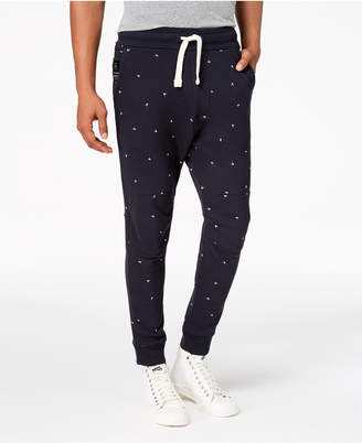 G Star Men's Printed Jogger Pants