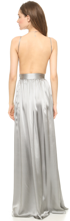 ONE by Contrarian Babs Bibb Maxi Dress 4