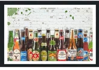 DAY Birger et Mikkelsen PicturePerfectInternational '99 Bottles of Beer' Graphic Art Print