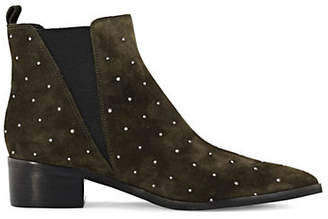 Marc Fisher Point Toe Stud Booties