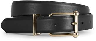 Reiss Sari Leather Belt