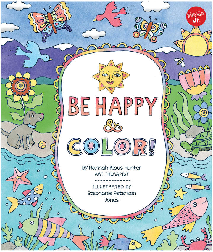 Quarto Publishing Be Happy & Color