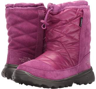 The North Face Kids Winter Camp Waterproof Girls Shoes