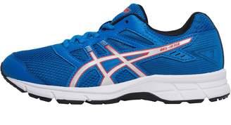 Asics Junior GEL-Ikaia 7 GS Neutral Running Shoes Race Blue/Red Alert