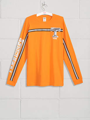 PINK University of Tennessee Bling Long Sleeve Campus Tee