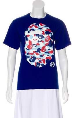 A Bathing Ape Printed T-Shirt
