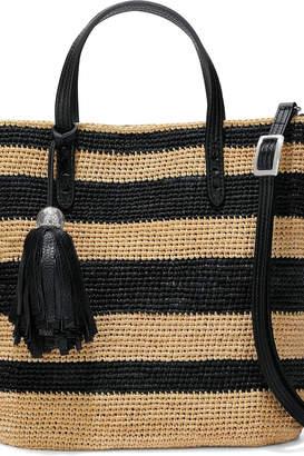 Brighton Dita Stripe Bucket Bag
