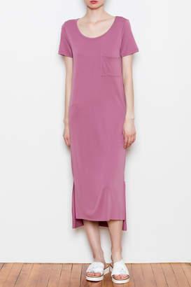 Double Zero Tee Shirt Midi Dress