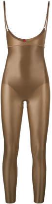 Spanx metallic bodysuit