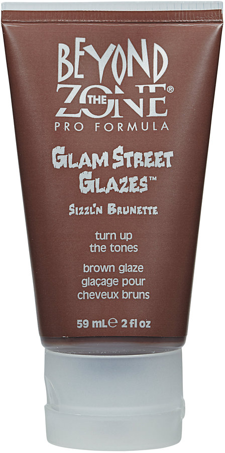 Beyond the Zone Glam Street Glaze Sizzl'n Brunette