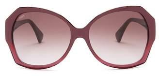 Tod's Women's 58mm Butterfly Sunglasses