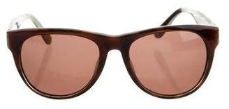 Salvatore Ferragamo Tinted Square Sunglasses