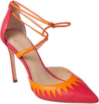 Pour La Victoire Cenya Leather Sandal