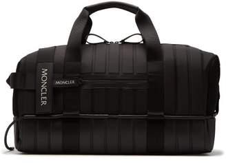 Craig Green 5 Moncler Rubber Logo Nylon Holdall - Mens - Black