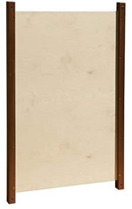 Inspirational Nurseries Outdoor Plain Dry Wipe Panel, Wood, Multi-Colour