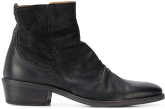Fiorentini+Baker Claus ankle boots