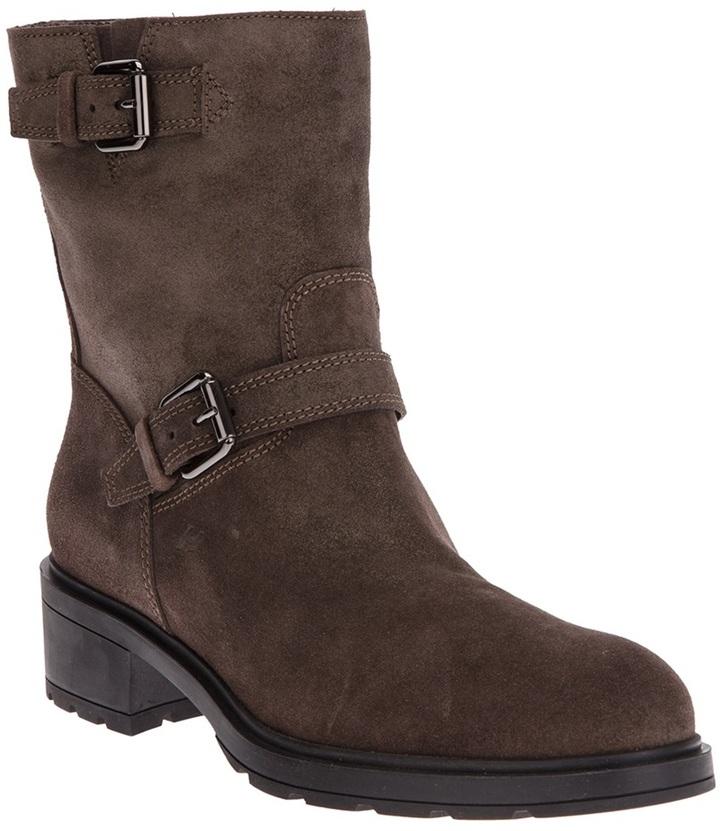 Hogan buckle boot