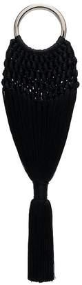 Cult Gaia Black Angelou Mini Bracelet Bag