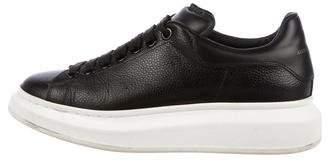 Alexander McQueen Larry Low-Top Sneakers