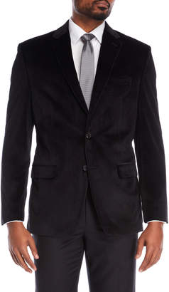 Lauren Ralph Lauren Black Velvet Sports Coat