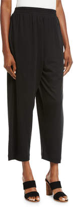 eskandar Pima Cotton Japanese Trousers