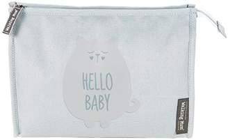 Walking Mum Hello Baby Bag grey