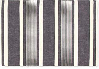 Noritake Mara Colorwave Graphite Collection 4-Pc. Placemat Set
