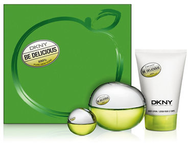 DKNY Dkny Be Delicious Eau de Parfum Set- 127.00 Value