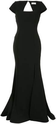Rebecca Vallance Adriatic Open Back gown