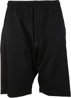 Y-3 Drop Crotch Track Shorts