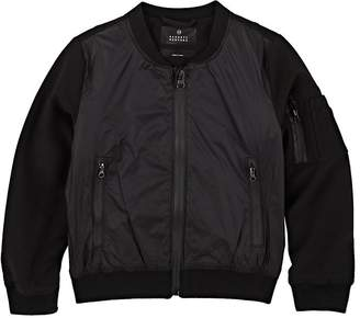 Barneys New York Kids' Tech-Fabric Bomber Jacket