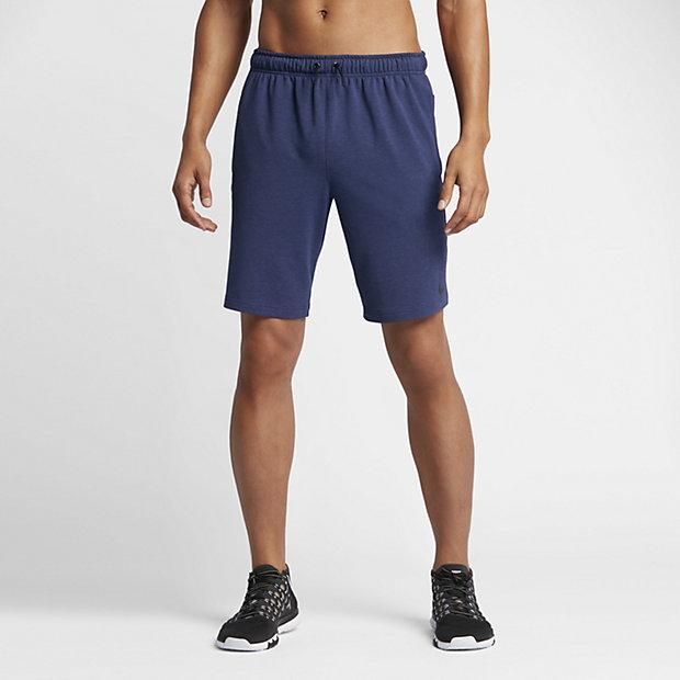 "Nike Dry Men's 9.5"" Fleece Training Shorts"