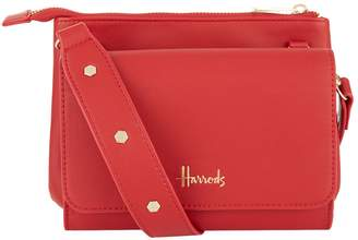Harrods Compton Layered Cross Body Bag