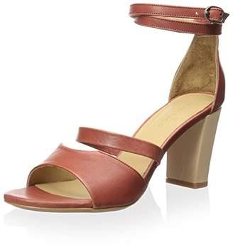 Coclico Women's Biter Ankle Strap Sandal