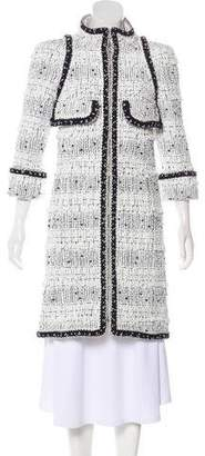 Chanel 2017 Fantasy Tweed Coat w/ Tags