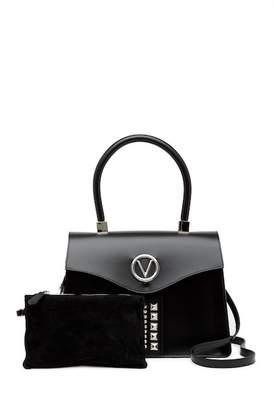 Valentino By Mario Valentino Melanie Leather Shoulder Bag