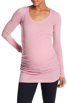 LAmade Long Sleeve Basic Tee (Maternity)