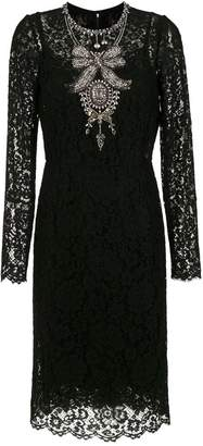 Gabbana Evening Dolceamp; Dresses Shopstyle Canada 8NnkwXOZ0P