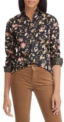 Chaps No-Iron Button-Down Shirt