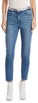IRO Jones Sequin Skinny Jeans