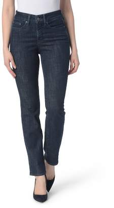 NYDJ Marilyn Stretch Straight Leg Jeans (Rambard)