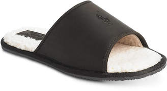 Polo Ralph Lauren Men's Antero Leather Slide Slippers