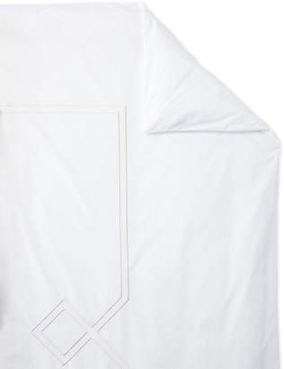 Serena & Lily Sutton Embroidered Duvet Cover