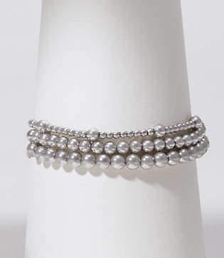 LOFT Beaded Slider Bracelet Set