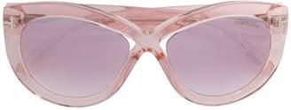 Tom Ford Diane 02 sunglasses