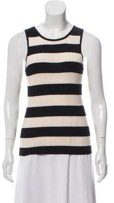 Marc Jacobs Cashmere Striped Top