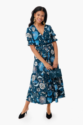 Tuckernuck Nouveau Floral Willa Dress