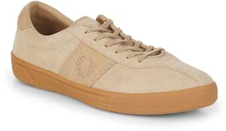 Fred Perry Men's Tennis Suede Low-Top Sneakers
