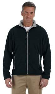 Chestnut Hill Men's Polartec Fleece Full Zip Jacket