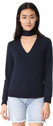 Bailey44 Eye Splice Sweatshirt $138 thestylecure.com